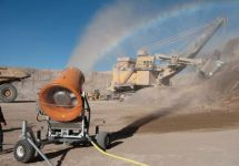 Dust Suppression at Mining sites