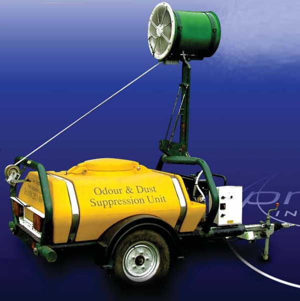PROBE Mobile Water Atomisers